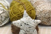 Christmas craft ideas / by Netty Dyck