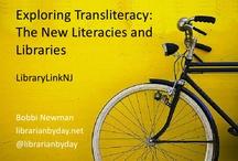 #readyfortransliteracy / alfabetización digital + alfabetización informacional   competencias & habilidades transversales   @biblioupm / by BiblioUPM