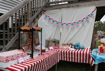 Carnival themed parties  / by Yvette Gambrel
