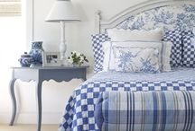 Blue and White / by Nancy Jackson