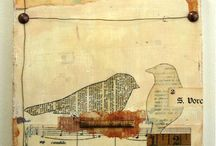 Bird Art/Crafts/Nicnacs / by Shelly Nichols