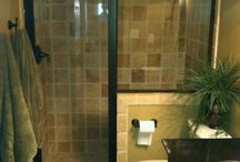 Bathroom ideas / by Becca Nalesnik