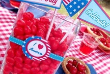 4th of July candy / Holiday candy for your Independence Day celebration! / by ACandyStore