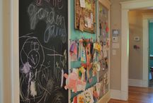 Art room for the girls / by Tess Owen