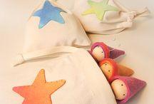 Waldorf toys / by Virginie Le blog d'une maman bio