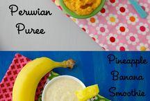 Baby Food / Baby food! / by Lauren Logan