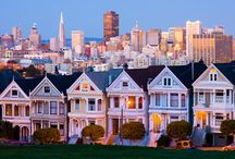 San Francisco, CA / My first US home.  / by Bianca Jessica
