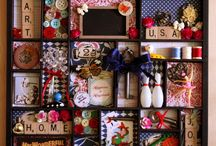 shadow box / by LISA REYNOLDS