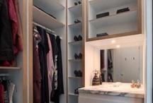 Holmes Master Bath & Closet / by MODCottage Designs