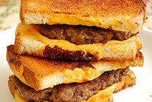 love me some grilled cheese! / by Angie Leedy