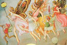 Fairies & Fantasy / by Deanna Gilroy