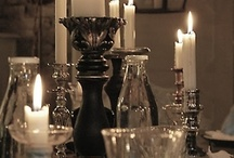 By Candlelight / by Pat Swinicki