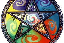 Wicca and Pagan / by Stephanie Jozwiak