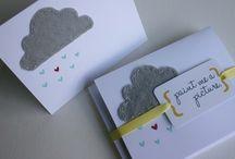 Card ideas / by Marie Wickware