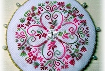 Cross stitch and Embroidery Craftiness / by Jamie Uplinger