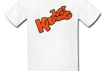 Just Kidding Merch / Items from the Just Kidding online merchandize store. / by Just For Laughs Gags