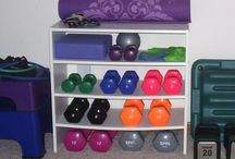 Home gym / by Dot Flow