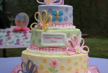 cakes / by Mishell Forbes