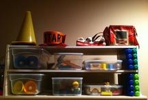 Autism Playroom / by Erika Richardson