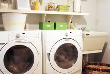 Laundry Room Inspiration / by Lacy Parker