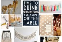 Gatsby Party Ideas / by Adriann Barger