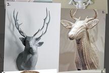 Oh deer / by Kayla Morris