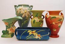 Lovely Roseville Pottery / by Linda Aubrey