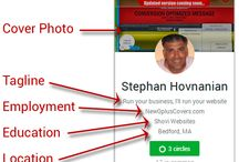 Google Plus Tips Board / Anything and everything about Google Plus for internet marketers, authors, coaches, consultants and anyone who wants to learn about Google Plus for business! / by Jack Humphrey