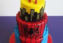 Superhero Birthday / by Kortnie K