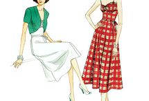 2014 Wardrobe / The wardrobe I plan on buying/sewing by the end of 2014... / by Jenna Schihl