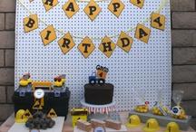 Birthday Party Ideas / Little Boy Things / by Tiffany Zaleski