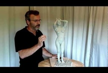 Sculpture videos / These are my recent posts on my YouTube Channel -  