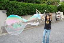 Bubbles in Japan / beeboo Big Bubbles in Japan / by Extreme Bubbles, Inc.