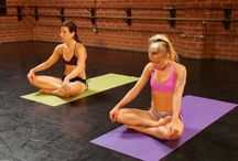 Buti Yoga~Tracy Anderson Method~Stretch / by Alison Walker