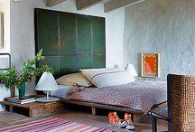Home - Bedroom / Sleepy time! / by Souris Hong-Porretta