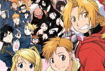 Anime <3 / by Miranda Hofmann
