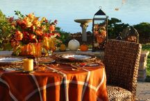 Autumn Decorating / by Tina Beatty