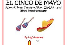 Spanish Units: Culture / by Aubrie Lehr