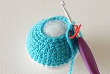 Learning to crochet / by Arielle Syposs