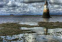 Lighthouses / by Karen 'Axe' Thomas