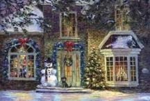 Christmas Art / by Wilma Million