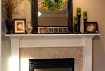 mantle ideas / by Jennifer Booher