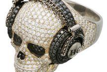 Jewelry Gems & Bling / by Stephanie Simon Smith