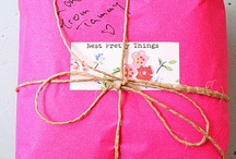 wrap wrap the gift / by Yasuko Malhotra