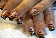 Nails / by Becky Hixson Hernandez