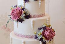 2 # Cakes - Flo 2 / by Marina Pirkulashvili