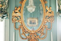 live like a queen / beautiful  fancy  extravagant   mansion  interiors / by Anjel Kyst