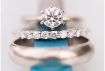 Diamonds are forever! / Vriendschap, verloofd, getrouwd! De prachtigste ringen om jullie liefde te bezegelen... / by Covers Couture Bruidsmode