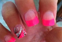 Nails / by Rachel Barfield