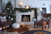 Living room idea board / by Modern Mrs Darcy (Anne Bogel)
